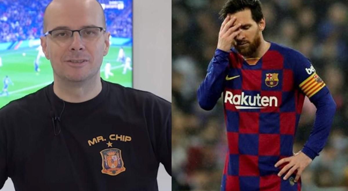 Lionel Messi se va del Barcelona | Mister Chip y su cruda comparacion entre  Xavi y el argentino | Ronald Koeman | Twitter | libero.pe