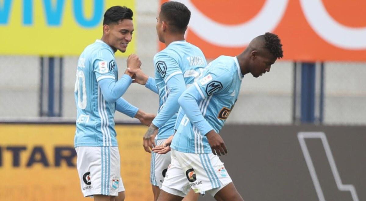Sporting Cristal Vs San Martin En Vivo Celestes Ganan 1 0 Por La Fecha 10 Del Apertura Por La Liga 1 Movistar Glbnews Com
