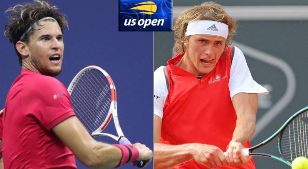 ESPN EN VIVO Thiem vs Zverev ONLINE final US Open 2020 ...