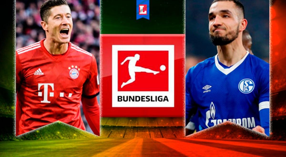 Schalke 04 Vs Bayern München