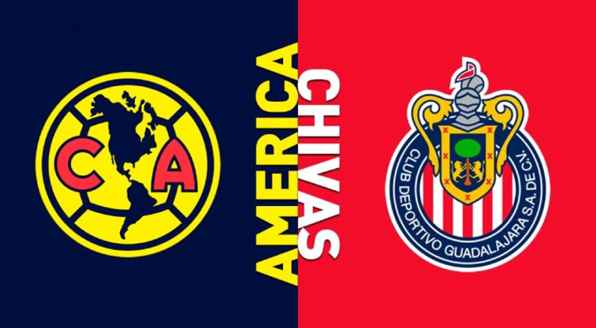 Tudn En Vivo America Vs Chivas Clasico Nacional Por Jornada 11 De Liga Mx