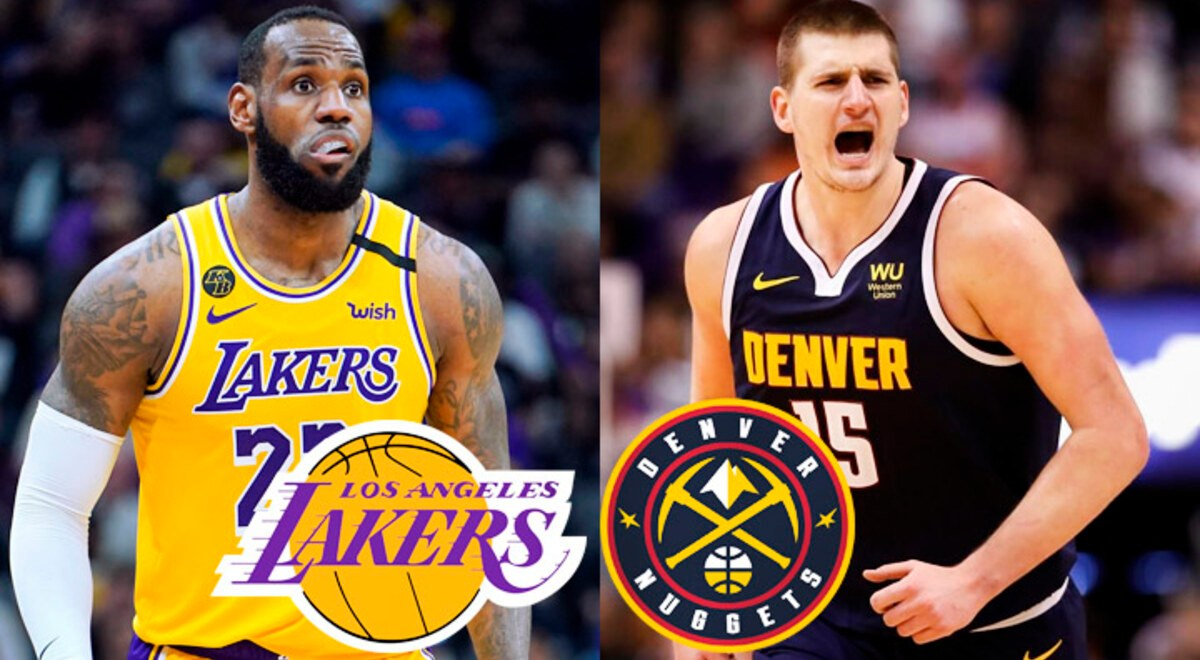Download Lakers Vs Nuggets Game 5 Photos Background ...
