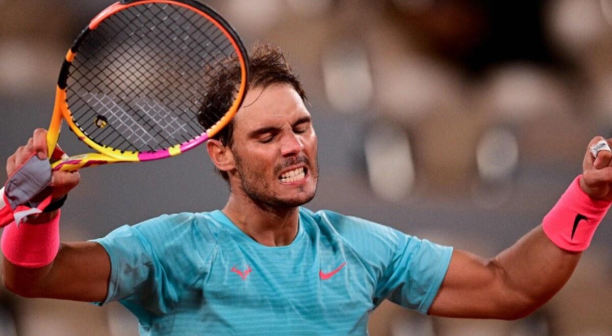 Rafael Nadal 3-0 Jannik Sinner resumen highlight cuartos de final Ronald Garros 2020 tenis Grand Slam España YouTube video | libero.pe