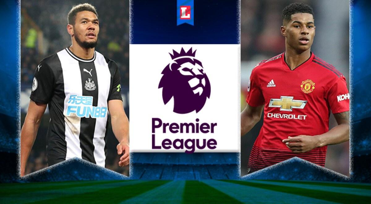 Newcastle Vs Manchester United En Vivo Día Hora Y Dónde Ver El Partidazo Por La Premier League