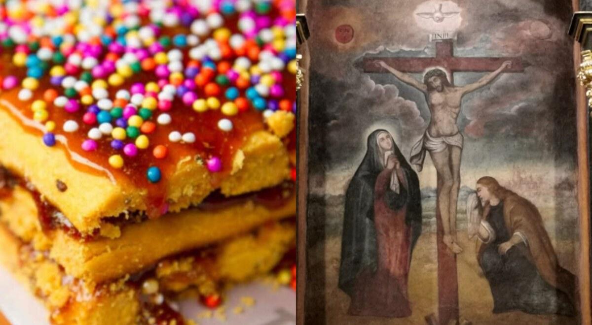 Procesión Señor de los Milagros: Cómo hacer turrón de Doña