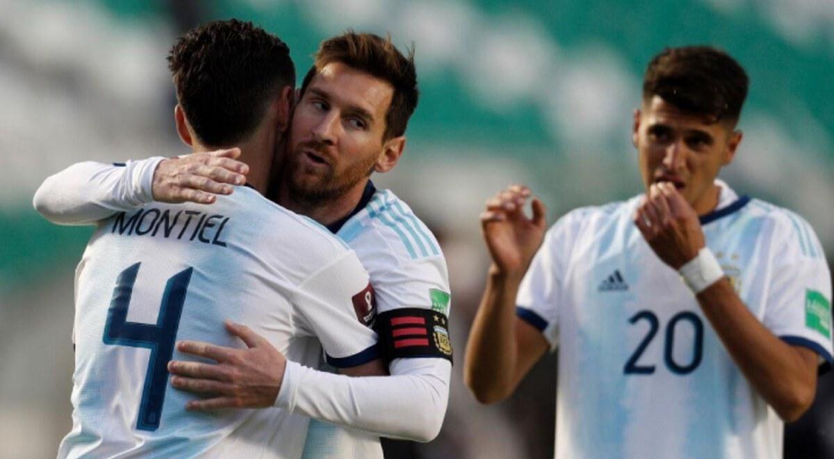 Perú vs Argentina Eliminatorias Qatar 2022 Eduardo Salvio Lionel Scaloni sufre lesión Boca Juniors vs Newells Copa de la Liga Profesional Argentina Miguel Angel Russo   libero.pe