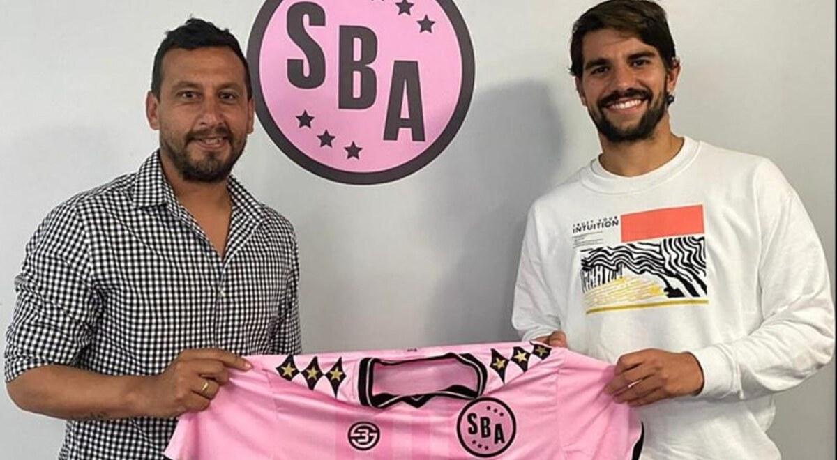 Sport Boys fichajes 2021 Pier Larrauri nuevo jugador rosado Liga 1 Movistar anunciado Renzo Sheput Liga 1 2021 mercado de pases fútbol peruano | libero.pe