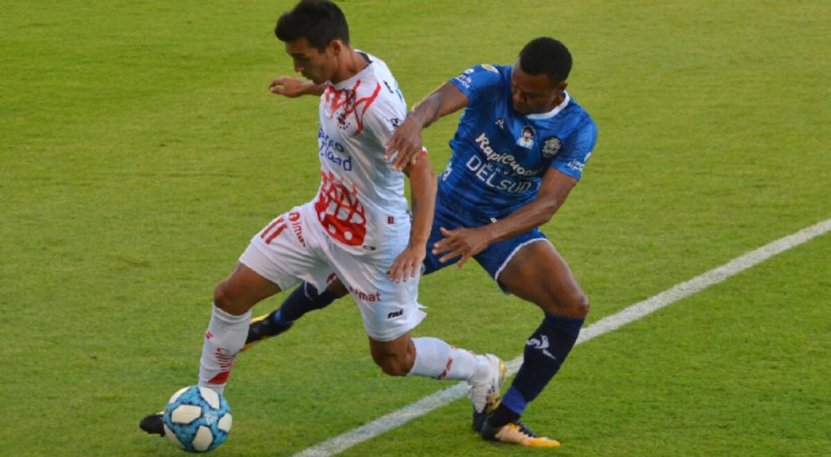 Gimnasia vs Huracán resultado partido fecha 6 copa diego maradona grupo 6 copa liga profesional clasificados futbol argentina | libero.pe