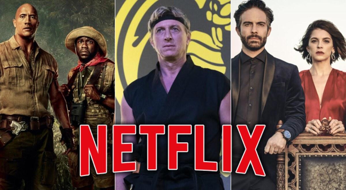 Netflix Serien 2021