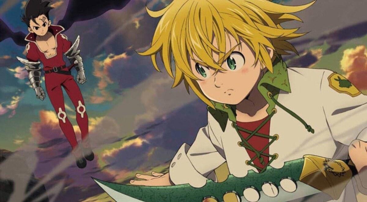 Ver Nanatsu No Taizai Temporada 4 Episodio 1 Online Sub Español Latino 04 01 Episodio Completo 7 Deadly Sins Seven Deadly Sins Netflix Fecha De Lanzamiento