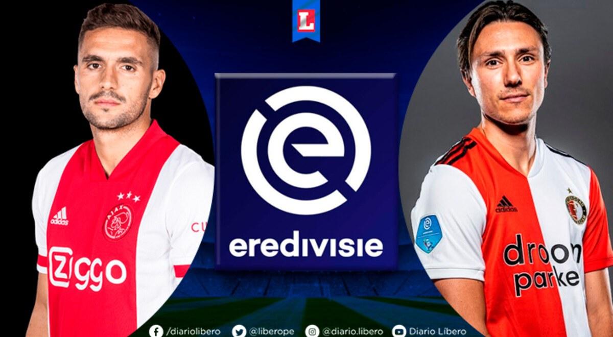 Ajax vs Feyenoord EN VIVO ESPN HD Hora Canal TV Links ...