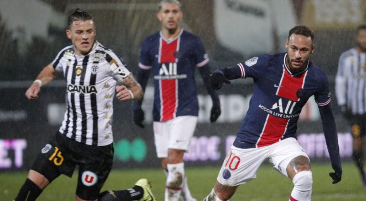 PSG sufrió, pero finalmente venció por 1-0 a Angers por la Ligue 1 | libero.pe