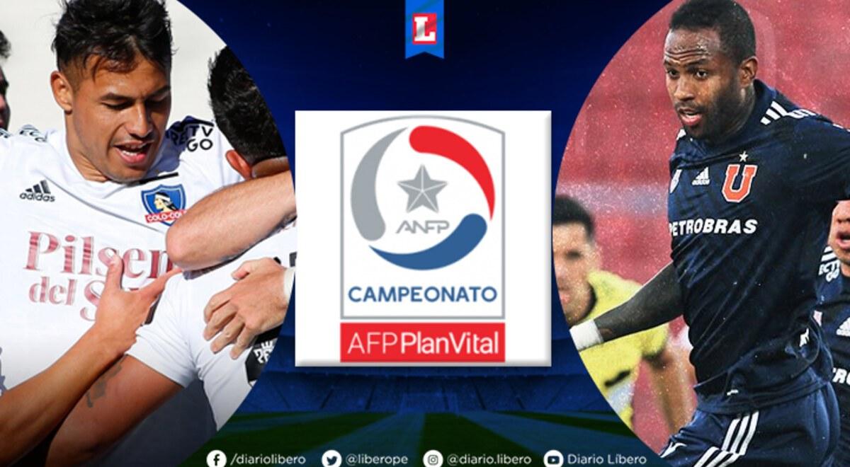 Colo Colo vs. U de Chile EN VIVO TNT Sports: horarios y canales para ver clásico chileno