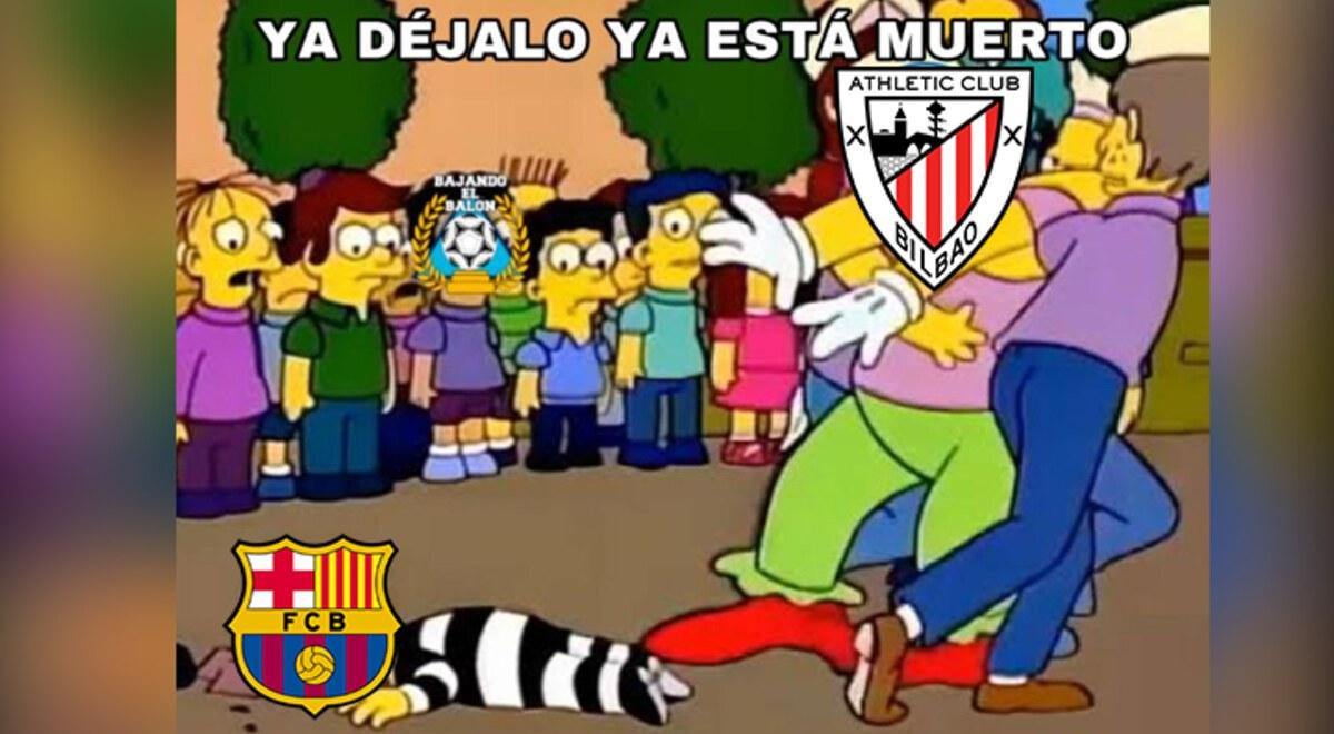 Memes Barcelona vs Athletic de Bilbao Ronald Koeman Lionel ...