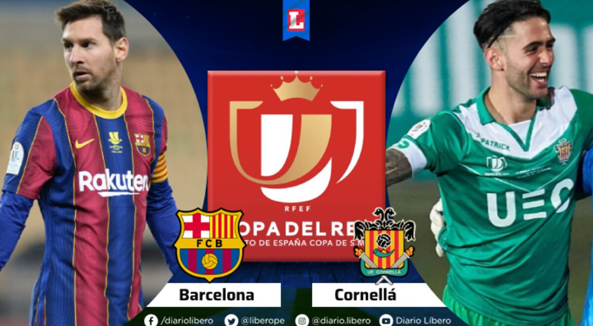 Barcelona vs Cornella EN VIVO DirecTV Sports Hora Canal TV ...