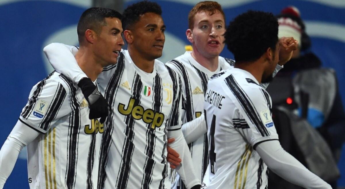 Juventus Champions Of The Italian Super Cup After Beating Napoli Video Director Cristiano Ronaldo Alvaro Morata Insigne 2 0