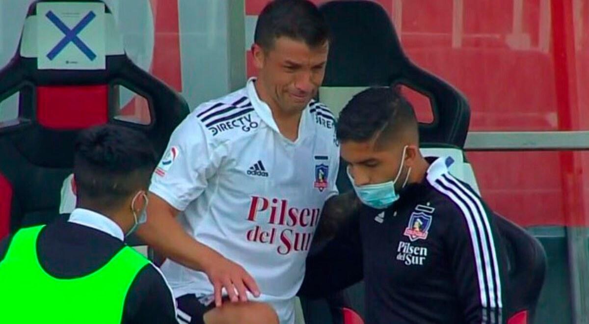 Colo Colo confirmó la gravedad de la lesión de Gabriel Costa tras partido ante Union La Calera Campeonato Nacional de Chile Gustavo Quinteros Twitter VIDEO   libero.pe