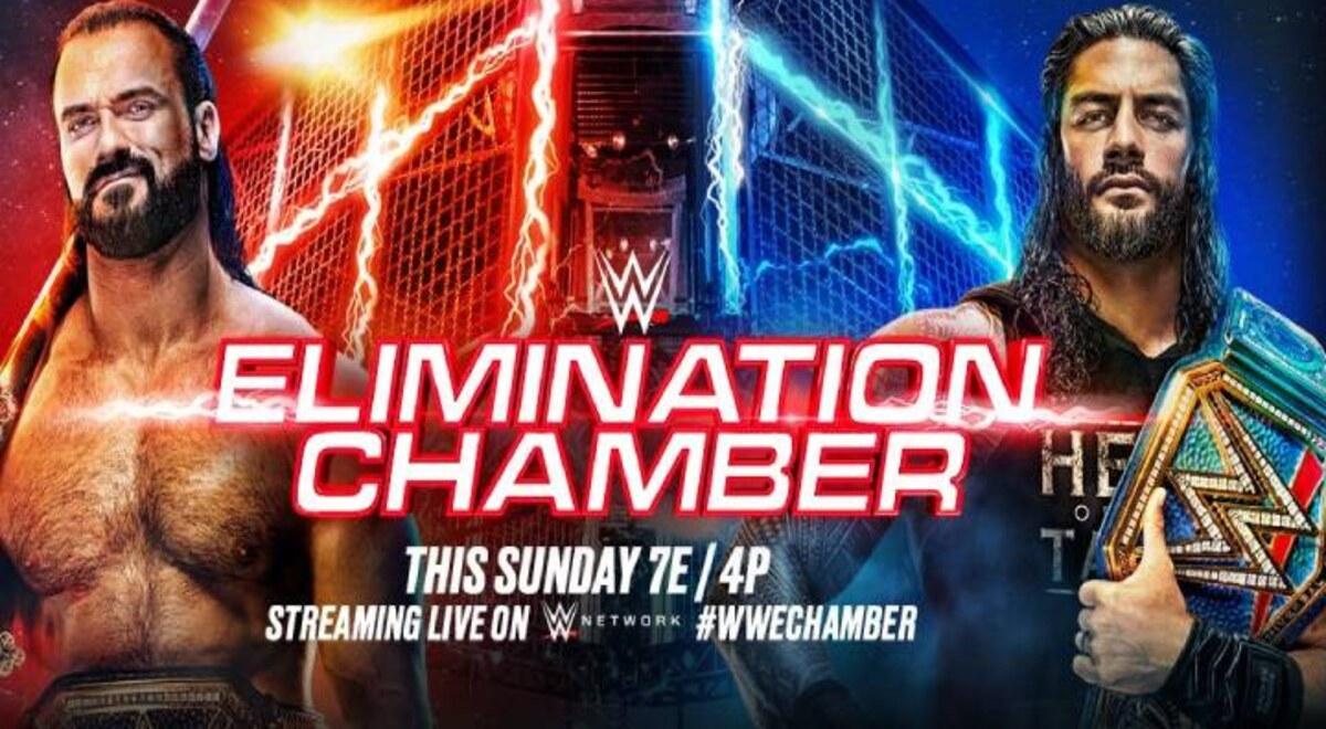 Elimination Chamber 2021 Live Stream