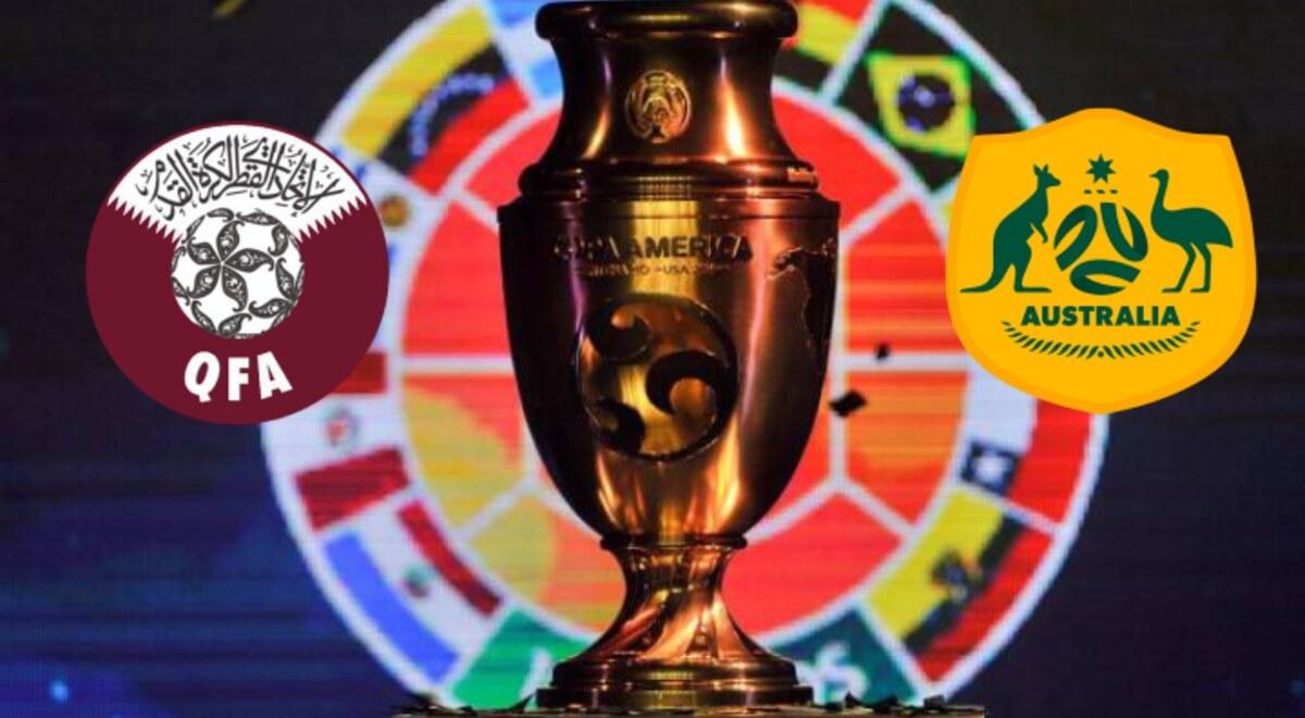 Copa América 2021 Qatar y Australia no participaran del torneo grupos A y B  cómo quedan Selección Peruana confirmó Conmebol   libero.pe