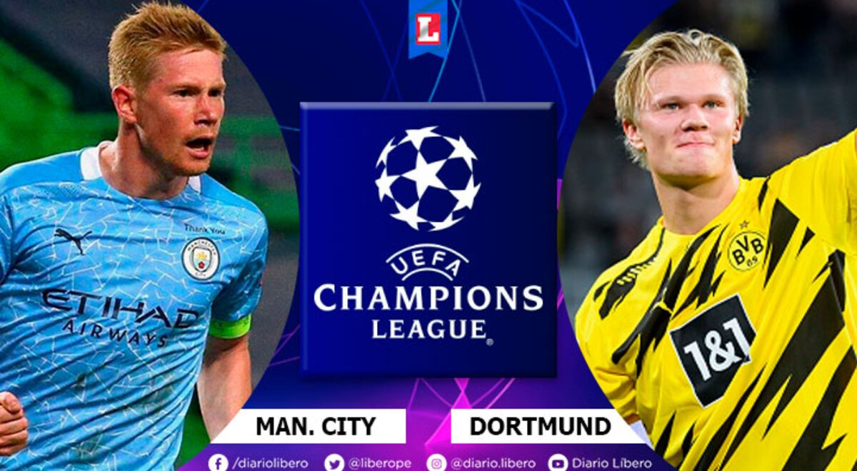 Man Utd and City can be encouraged by Dortmund's Haaland ...  |Man City-dortmund