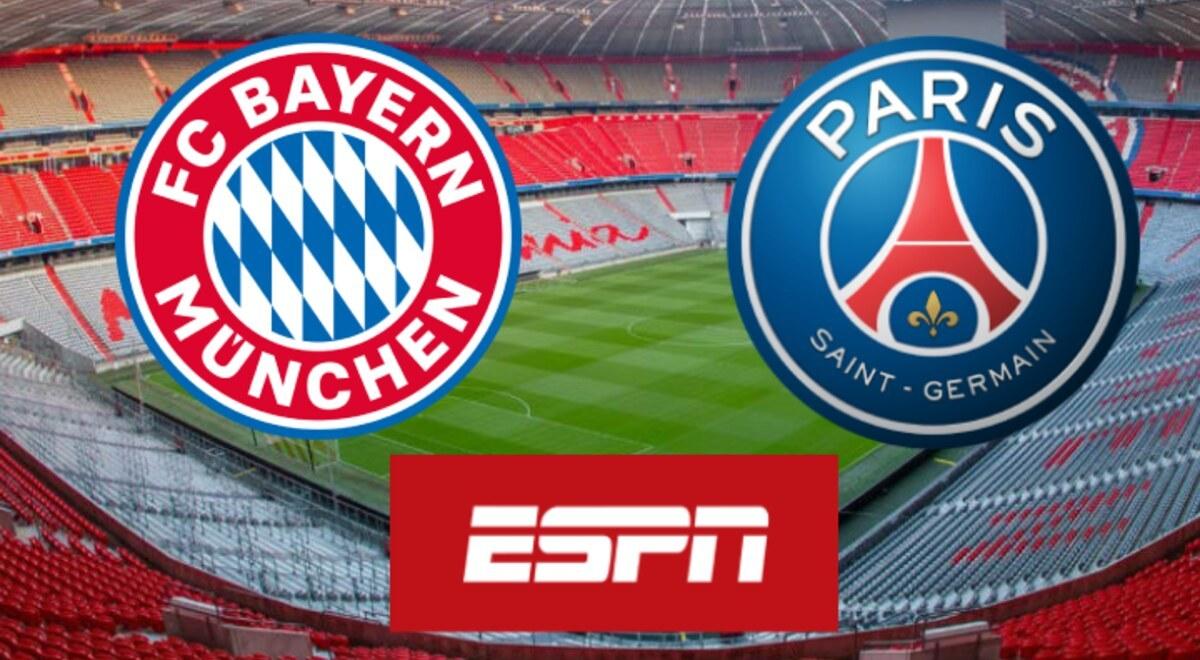 Real Madrid-Liverpool y Bayern-PSG / Champions League and ...   Bayern-psg