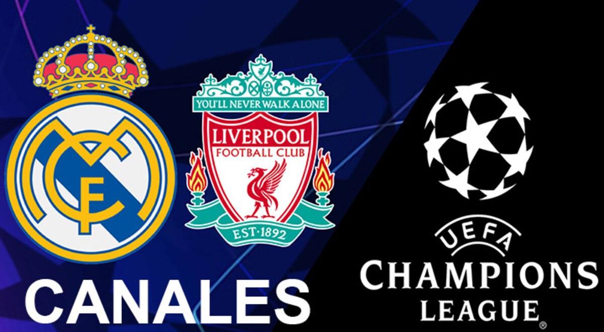 Champions League: Real Madrid derrota al Liverpool FC  |Real Madrid- Liverpool