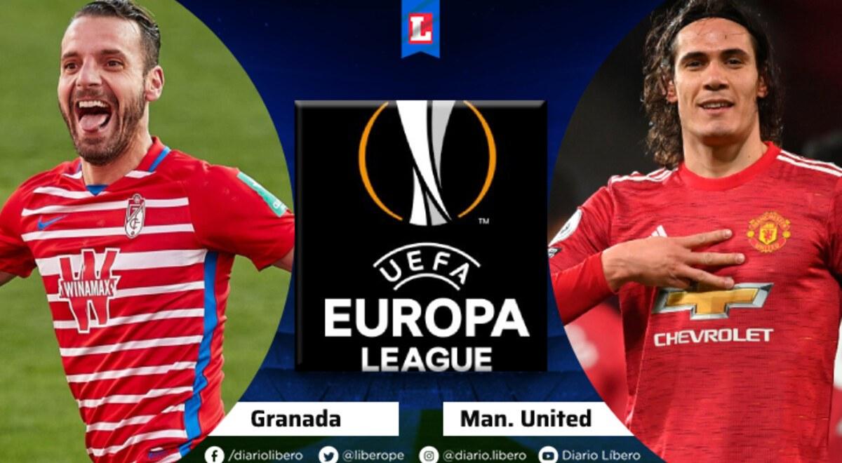 Manchester United vs Granada EN VIVO ESPN HD Que canal ...