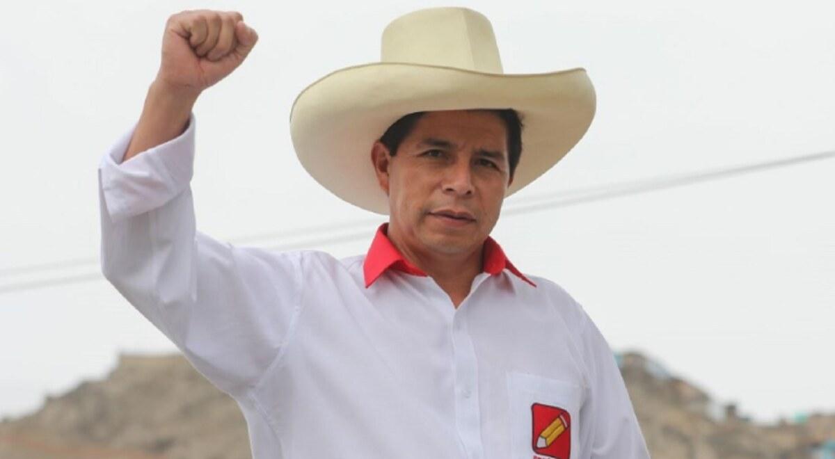 Perfil de Pedro Castillo en Elecciones Peru 2021 conoce la biografia oficial del posible nuevo presidente Peru Libre lapicito   libero.pe