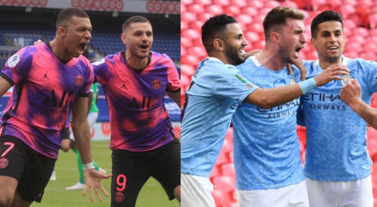 ESPN 2 EN VIVO PSG vs Manchester City Que canal transmite ...