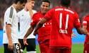 Bayern Múnich goleó 4-1 al Valencia en amistoso de pretemporada [VIDEO/FOTOS]