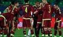 Eliminatorias Rusia 2018: 16 jugadores de Venezuela renunciaron a su 'sele' antes de choque ante Perú