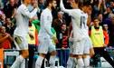Real Madrid venció 4-1 a Getafe y es segundo en la Liga española [VIDEO]