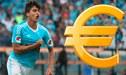 Luiz Da Silva: Transfermarkt tasó al delantero de Sporting Cristal en 200 mil euros