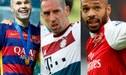 Balón de Oro: Los jugadores que merecieron, pero no ganaron el trofeo [FOTOS/VÍDEO]