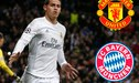 Real Madrid: James Rodríguez interesa a Bayern Múnich y Manchester United | VIDEO