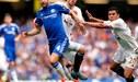 Chelsea cayó 1-0 ante el Swansea por la Premier League