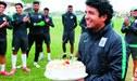 Alianza Lima: así celebró Reimond Manco su cumpleaños número 26