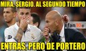Real Madrid: Sergio Ramos y los crueles memes que inundan las redes   FOTOS