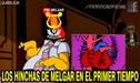 FBC Melgar vs. Sporting Cristal: los ocurrentes memes que dejó la primera final disputada en Arequipa