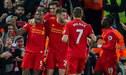 Liverpool venció 1-0 al Manchester City y es segundo de la Premier League   VIDEO