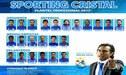 Sporting Cristal: Conoce al plantel completo hasta el momento de los 'celestes' para la próxima temporada