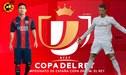 Copa del Rey: Real Madrid y Barcelona ya conocen sus rivales en cuartos de final