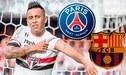 Christian Cueva asegura que el PSG eliminará al Barcelona en la Champions League   VIDEO