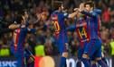 Barcelona hizo lo imposible goleó 6-1 al PSG y clasificó a cuartos de final de la Champions League  VIDEO