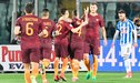Roma venció 4-1 y mandó el descenso al ex equipo de Gianluca Lapadula, Pescara [VIDEO]