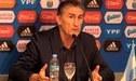 Selección Argentina: Edgardo Bauza recibe la fulminante respuesta de 'Chiqui' Tapia [VIDEO]