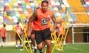 Universitario: así entrena Juan Vargas para su reaparición en el Torneo Apertura