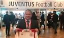 Universitario: César Vento asistió al Wyscout Forum 2017 en el estadio de Juventus