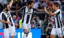 ¡HISTÓRICO! Juventus de Turín es campeón de la Copa Italia tras derrotar 2-0 a la Lazio [VIDEO]