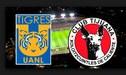 VER Tigres vs. Tijuana EN VIVO ONLINE TDN DIRECTO: semifinal Liguillas 2017 en Liga MX [GUÍA DE CANALES]